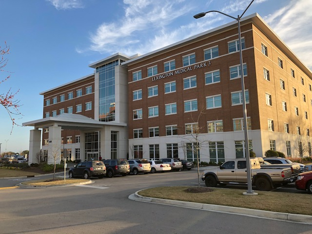Lexington Medical Park 3 exterior _ commerical page